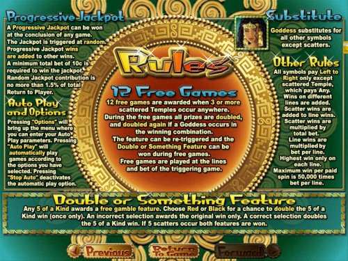 Free Games, Wild, Progressive Jackpot and General Game Rules. by Hotslot