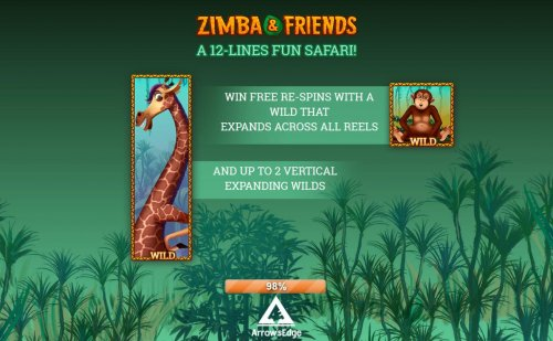 Images of Zimba & Friends