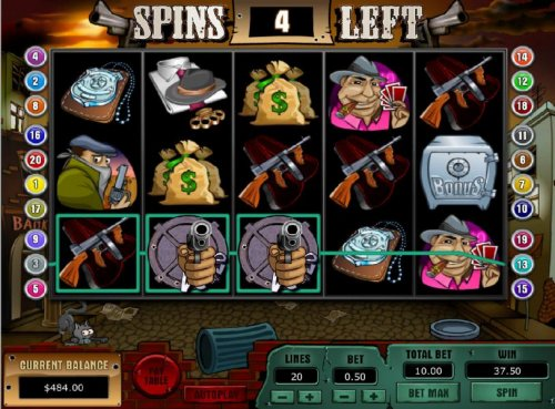 $37.50 jackpot triggered during the free spins feature - Hotslot
