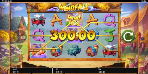 Images of Windfall