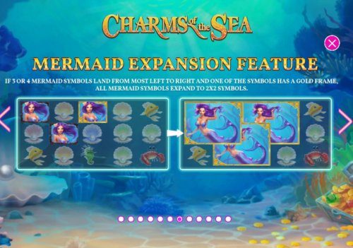 Hotslot - Mermaid Expansion Feature