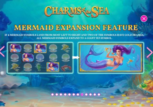 Mermaid Expansion Feature by Hotslot