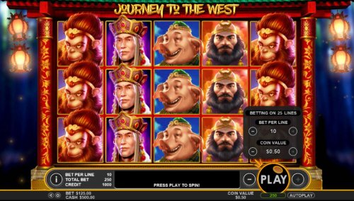 Journey to the West screenshot