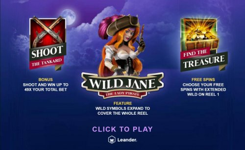 Hotslot - Game features include: Shoot the Tankard Bonus, Expanding Wilds and Free Spins.
