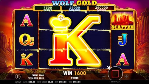 Images of Wolf Gold