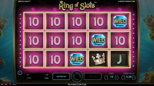 Images of King of Slots