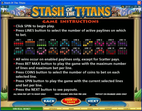 Images of Stash of the Titans