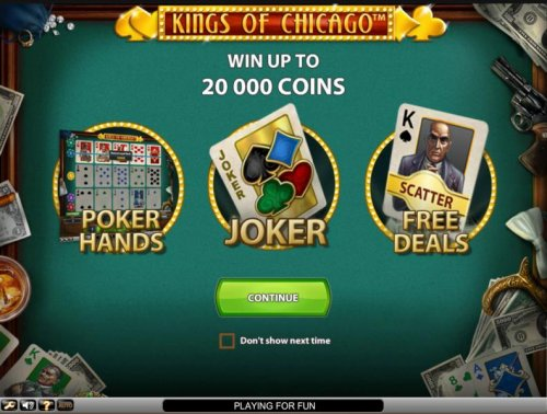 Kings of Chicago by Hotslot