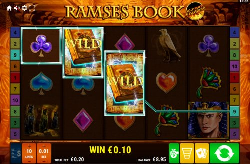 Images of Ramses Book Red Hot Firepot