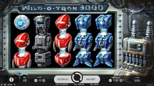 Images of Wild-O-Tron 3000