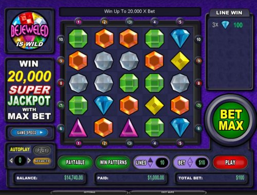 Images of Bejeweled