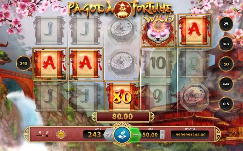 Images of Pagoda of Fortune