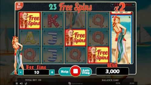 Hotslot - Additional free spins awarded
