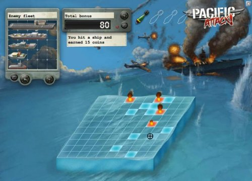 Pacific Attack by Hotslot