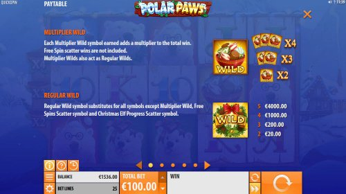 Images of Polar Paws