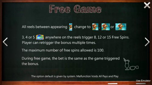Free Game Rules by Hotslot