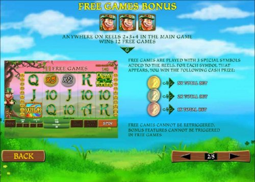 Hotslot - free games bonus feature rules and how to play