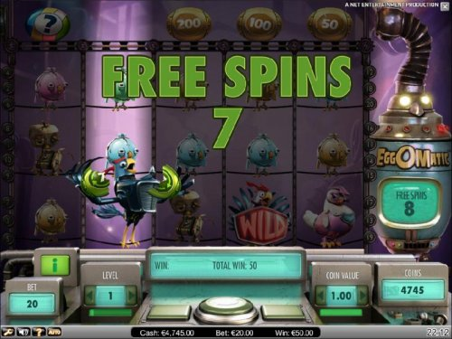 free spins can be re-triggered during bonus feature - Hotslot