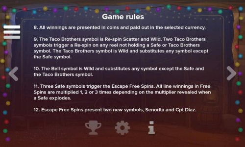 General Game Rules 8-12 by Hotslot