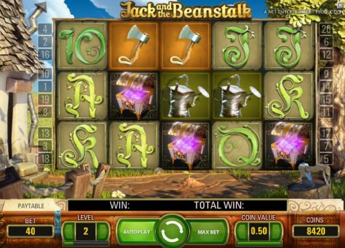 Images of Jack and the Beanstalk