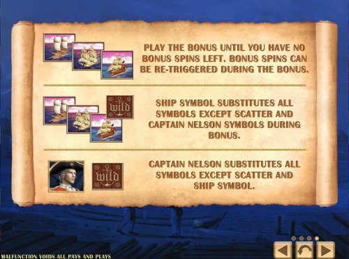 Images of Captain Nelson Deluxe