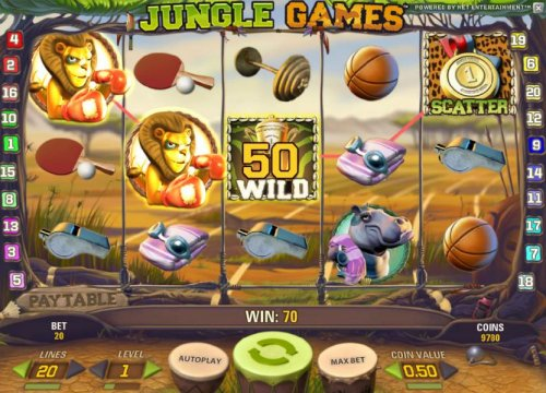 Images of Jungle Games