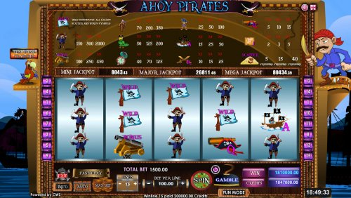Images of Ahoy Pirates