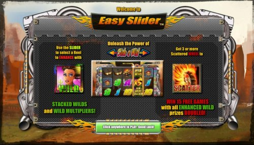 Hotslot - Unleash the power of the Slide-A-Wild game feature
