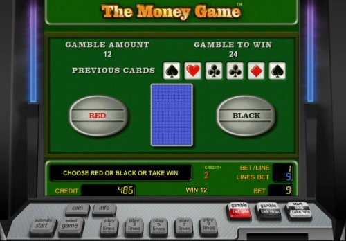 The Money Game by Hotslot