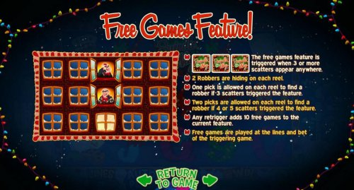 Free Games Bonus Rules by Hotslot