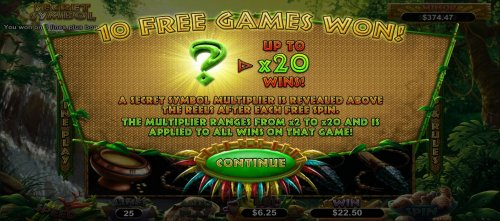 Hotslot - 10 free games won! Up to x20 times wins!