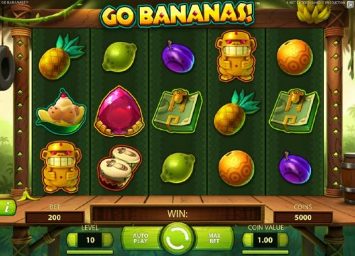 Images of Go Bananas