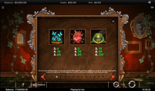 The Curious Cabinet screenshot