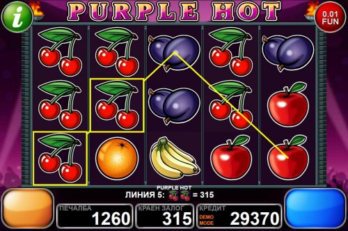 Images of Purple Hot
