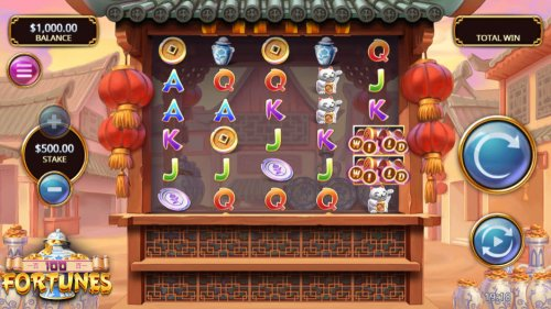 100 Fortunes by Hotslot