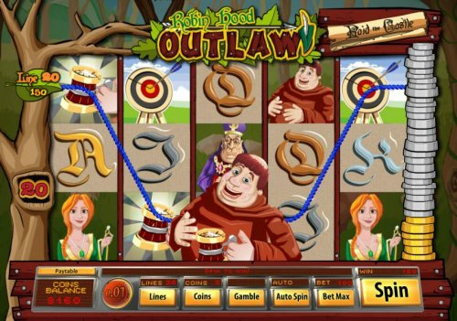 Images of Robin Hood Outlaw