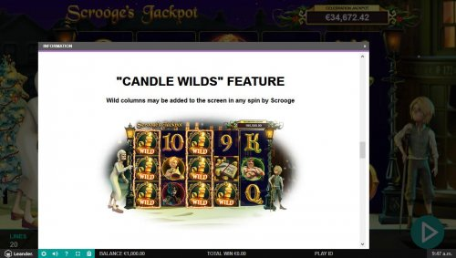 Candle Wilds Feature - Hotslot