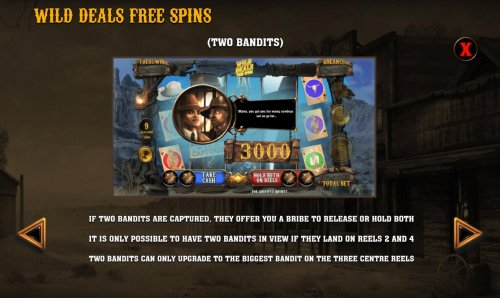 Wild Deals Free Spins Rules - Continued by Hotslot