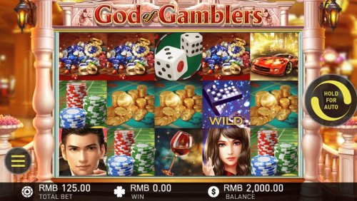 Images of God of Gamblers