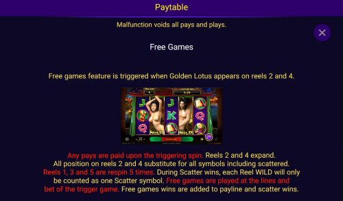 Images of Golden Lotus Special Edition