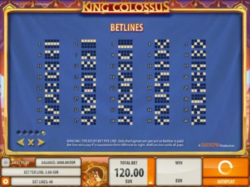 Images of King Colossus