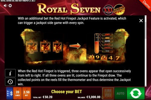 Images of Royal Seven XXL Red Hot Fire Pot