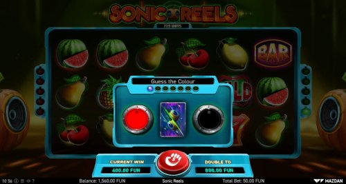 Sonic Reels by Hotslot