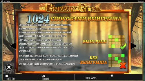 Hotslot image of Grizzly Gold