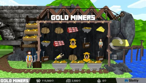 Gold Miners by Hotslot