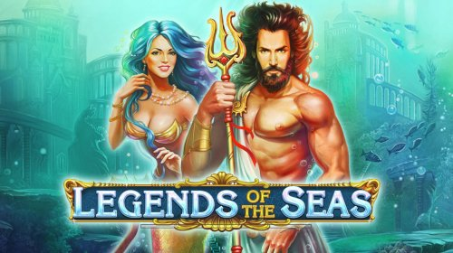 Legends of the Seas by Hotslot