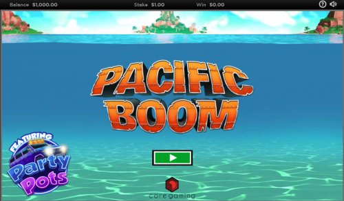 Pacific Boom by Hotslot