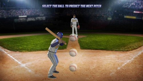 Select a ball to predict the next pitch and win a prize - Hotslot
