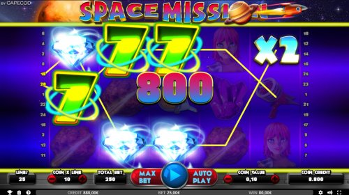 Space Mission screenshot