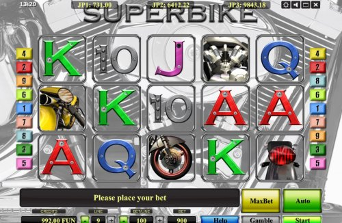 Images of Superbikes